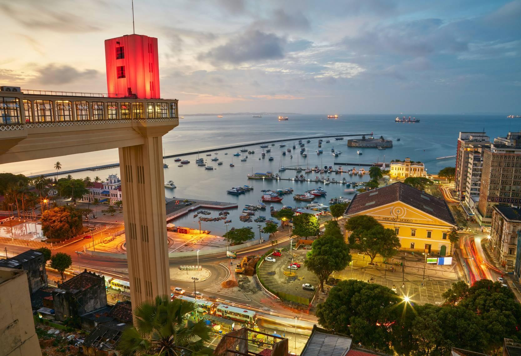 Elevador Lacerda - Salvador da Bahia