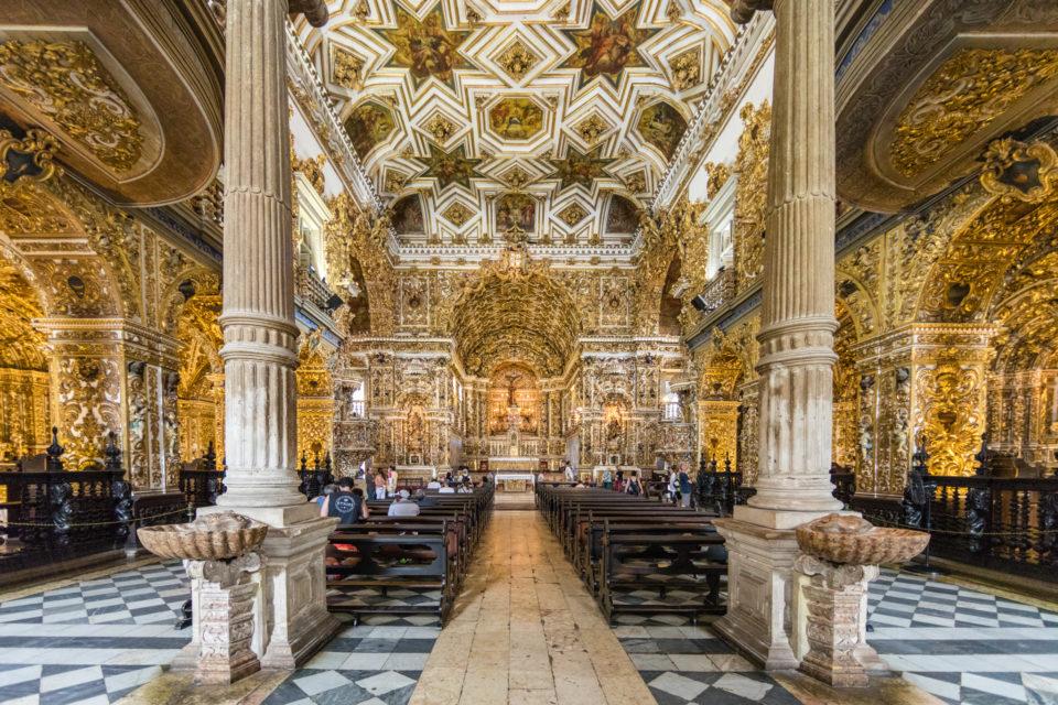 Igreja de São Francisco, Pelourinho