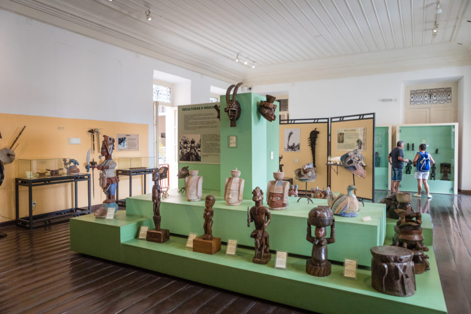 Museu Afro-Brasileiro da UFBA