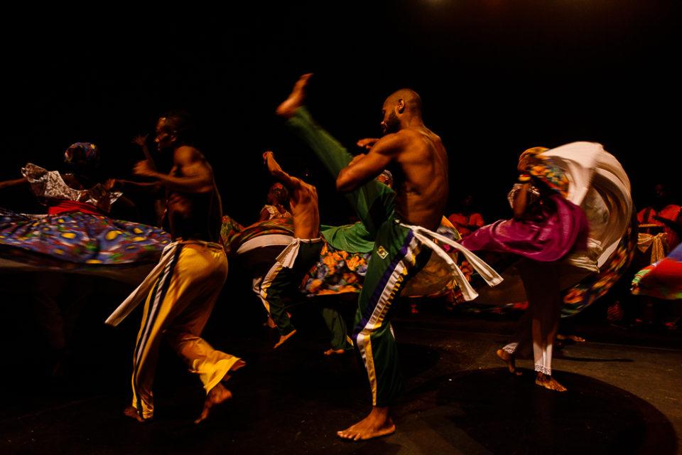 Balé Folclórico da Bahia - Salvador da Bahia
